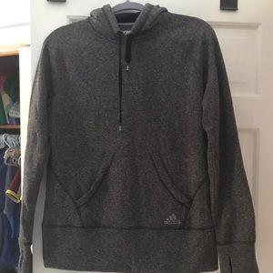 Women slim fit adidas sweatshirt